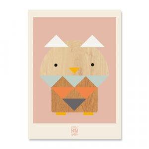 lmh-pr-002_Owl_Poster_50x70_frontone