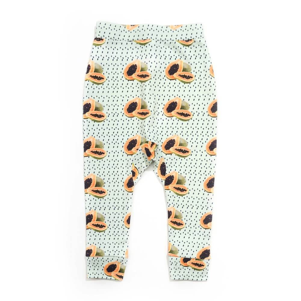Little Man Happy MAYA PAPAYA Sweatpants