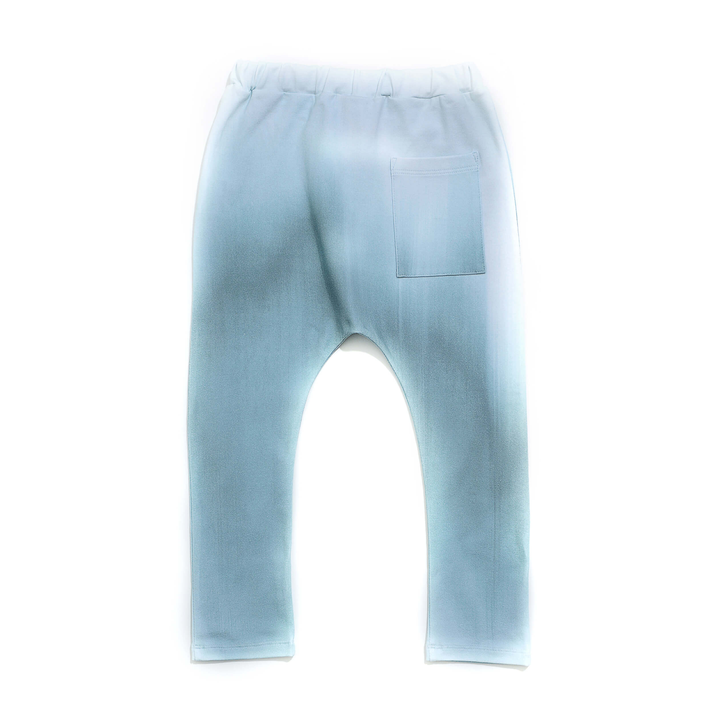 Little Man Happy OMBRE Baggy Pants back
