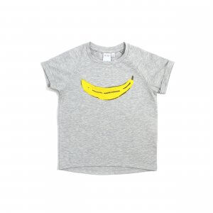 Little Man Happy PURE BANANA Raglan Shirt