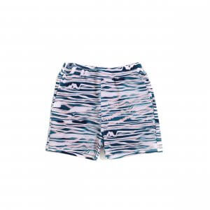 Little Man Happy WAVES Bermuda Shorts front