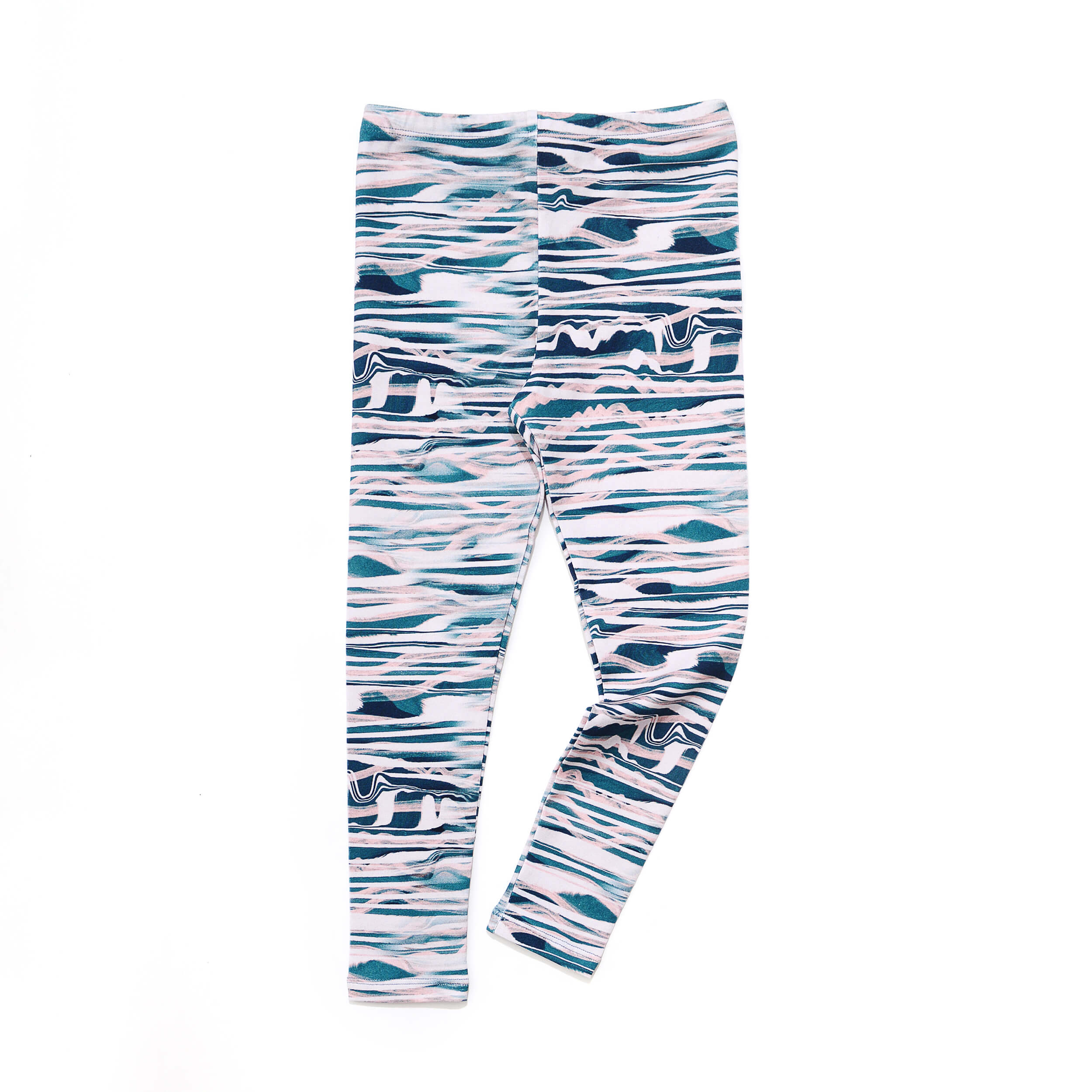 Little Man Happy WAVES Leggings