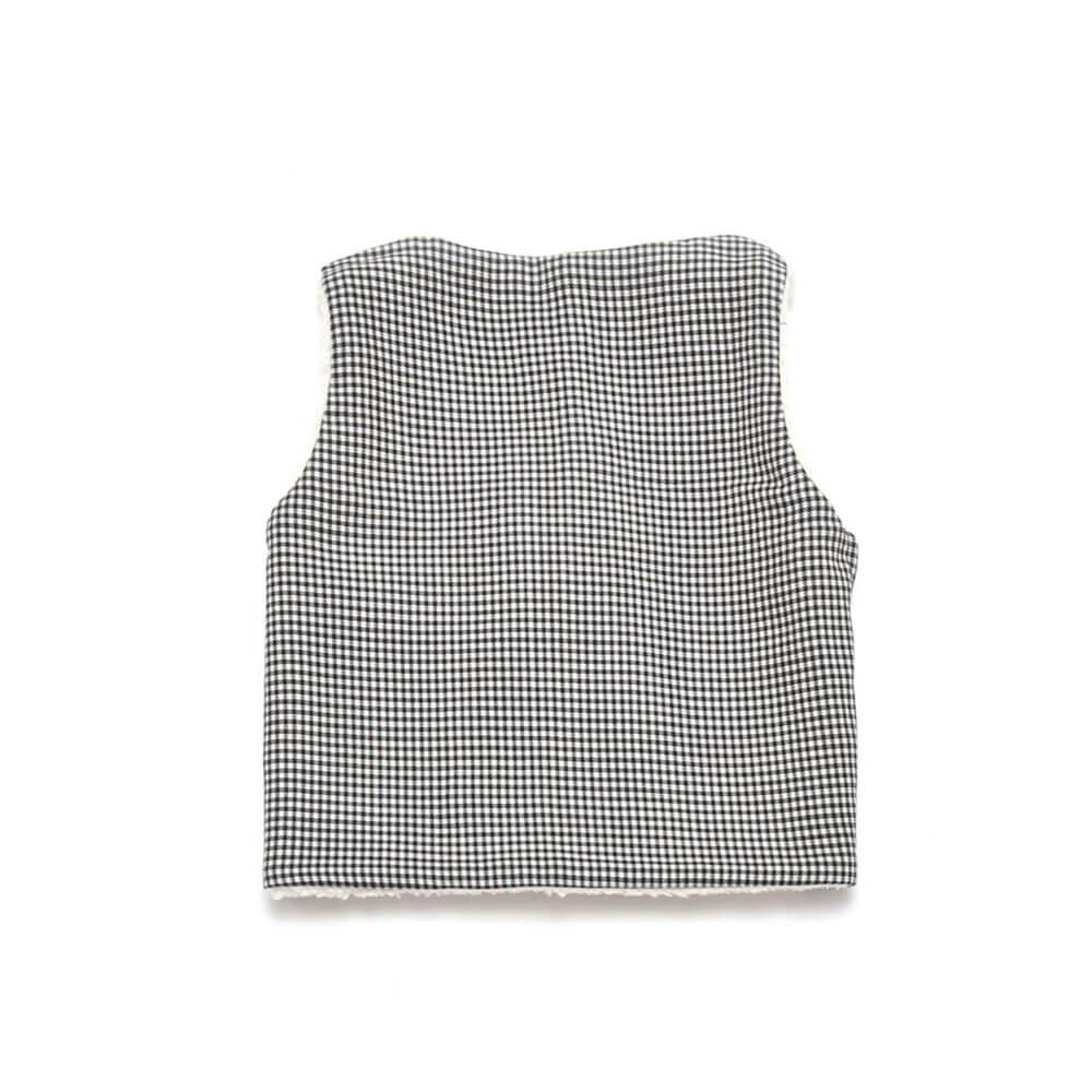 belong to you reversible vest back