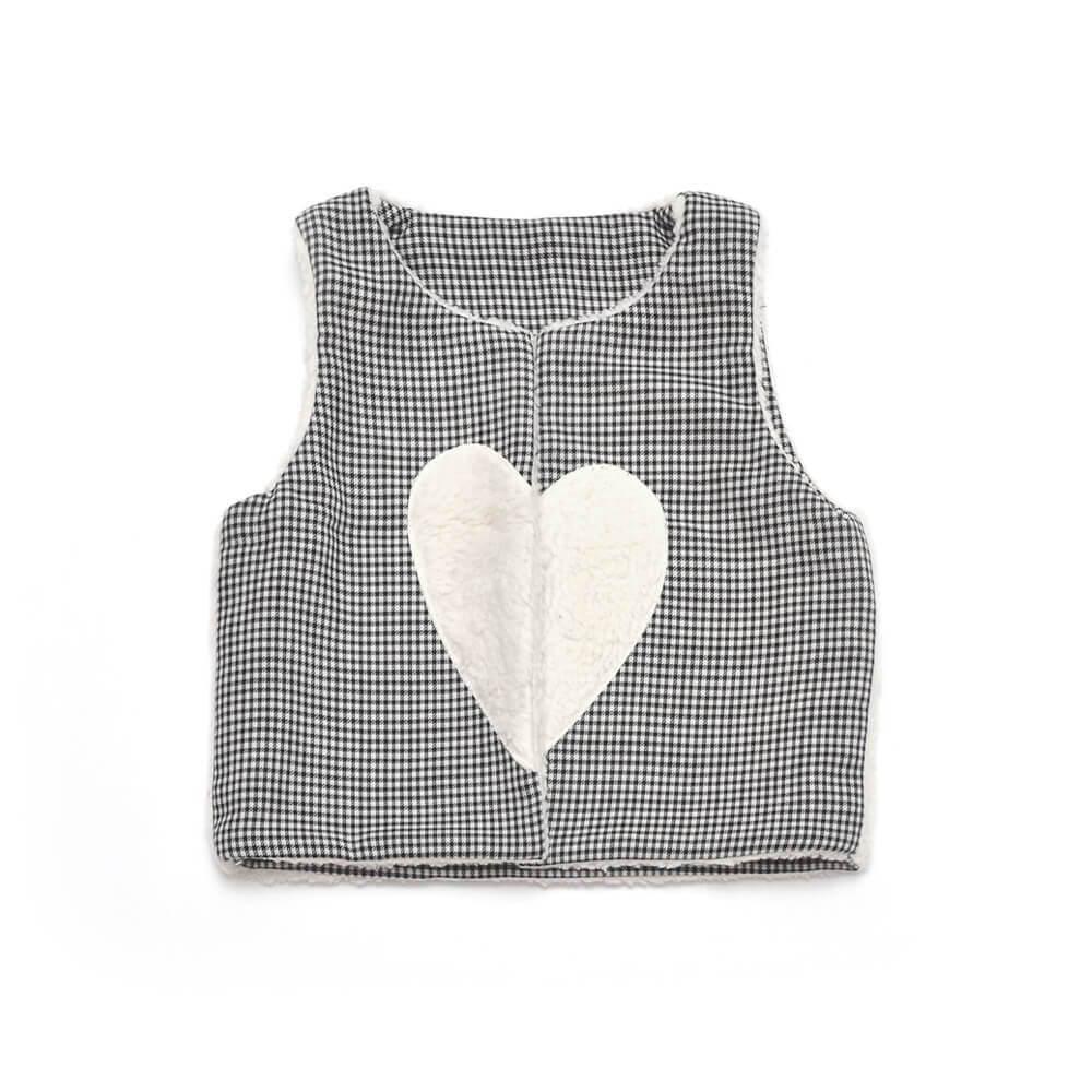 belong to you reversible vest