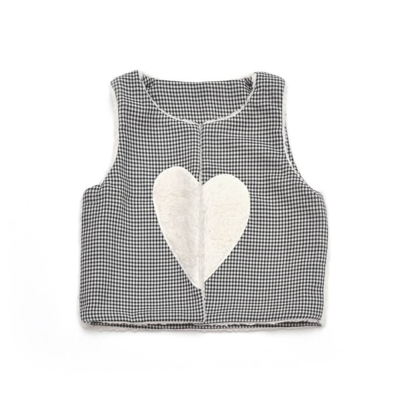 belong to you reversible vest
