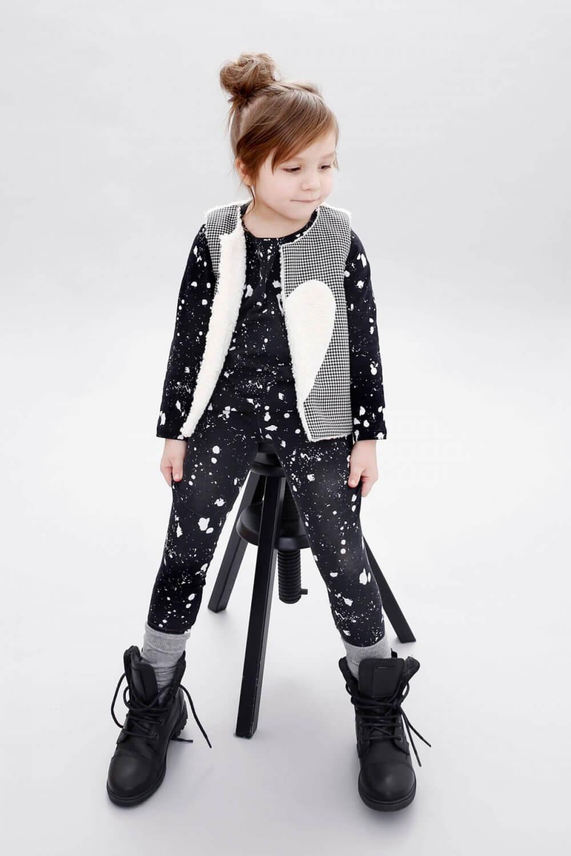 belong to you reversible vest galaxy longsleeve galaxy leggings