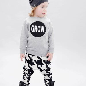 superboy raglan sweater all grey beanie space invaders sweatpants