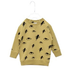 designer kids sweater | organic | certified | Little Man Happy