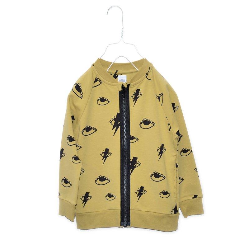 unisex kids jacket | organic | certified | Little Man Happy
