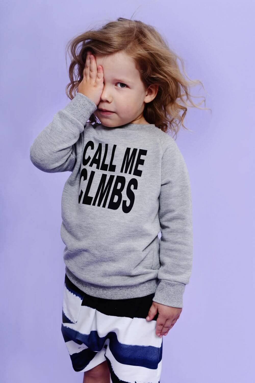 unisex kids wear | organic | certified | Little Man Happy