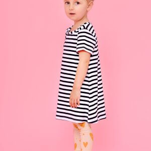 girls fashion dress | organic | certified | Little Man Happy