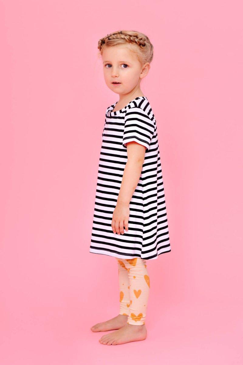 girls fashion dress | organic | certified | Little Man Happy