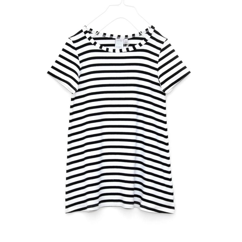 girls shirt dress | organic | certified | Little Man Happy