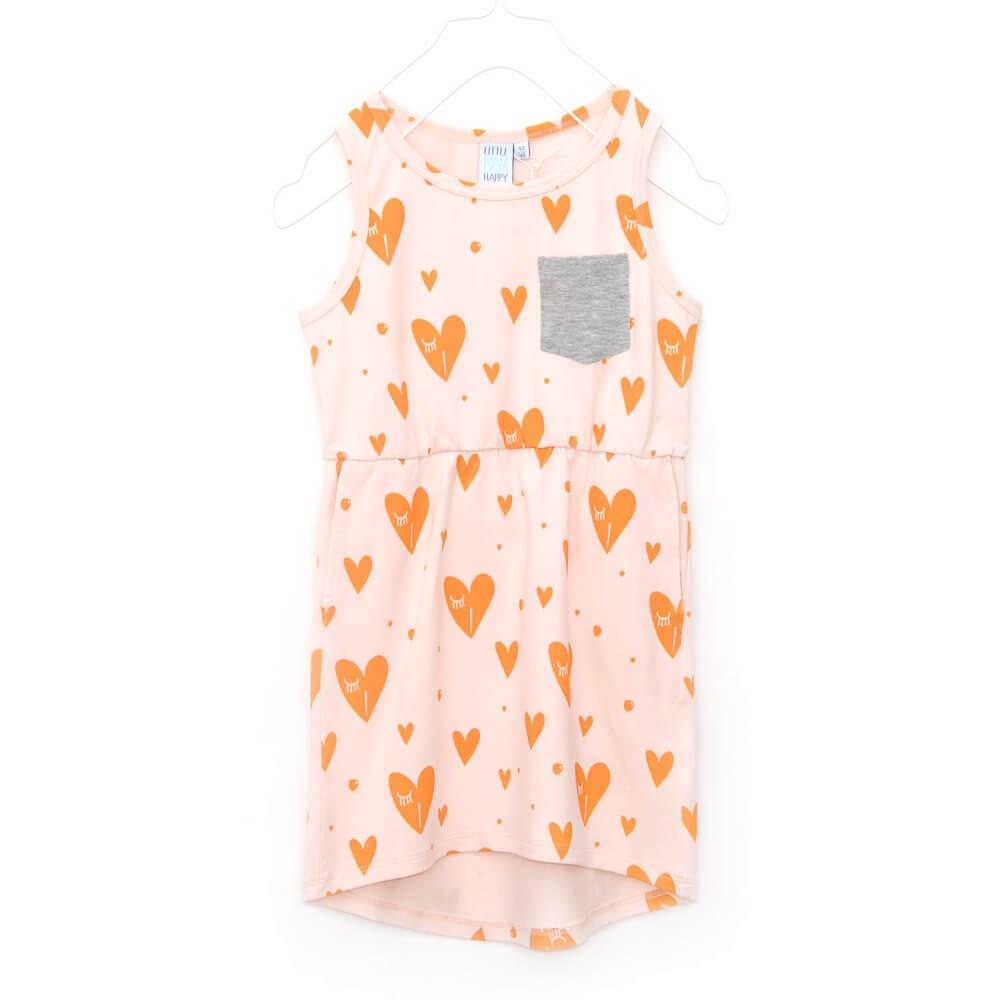 girls summer dress | organic | certified | Little Man Happy
