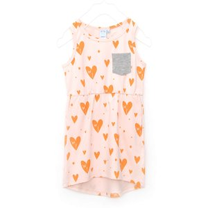 girls summer dress | organic | certified | Little Man Happy