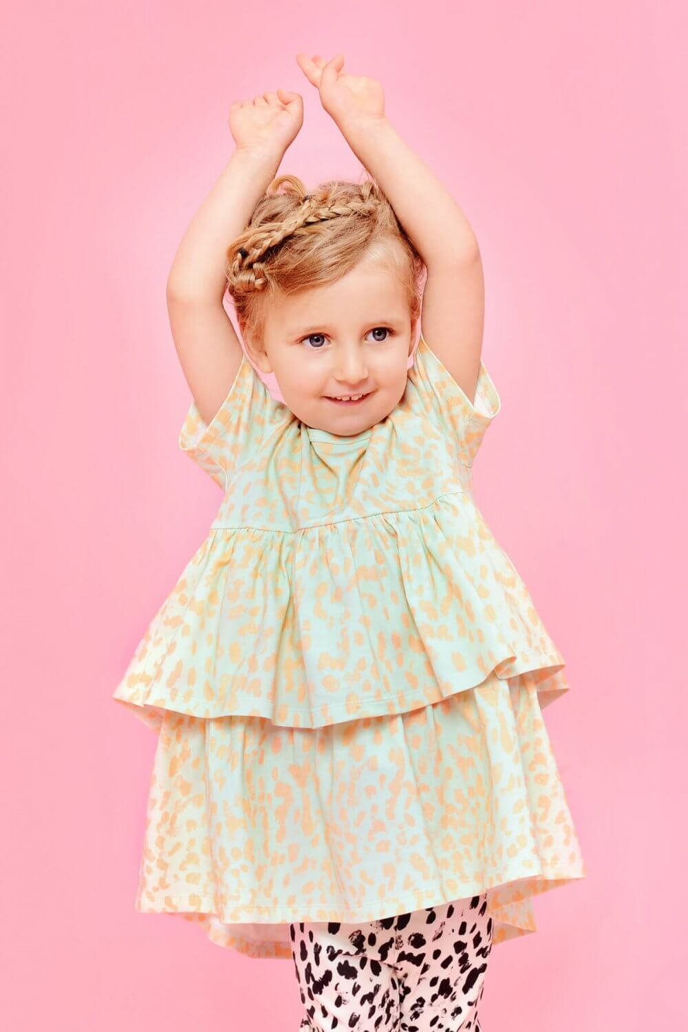 girls designer dress | designerwear | certified | Little Man Happy