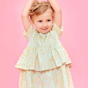 girls designer dress | designerwear | certified | Little Man Happy