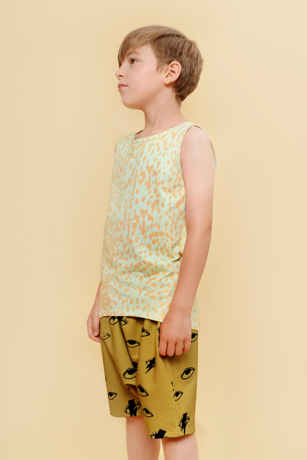 unisex kids fashion | organic | certified | Little Man Happy