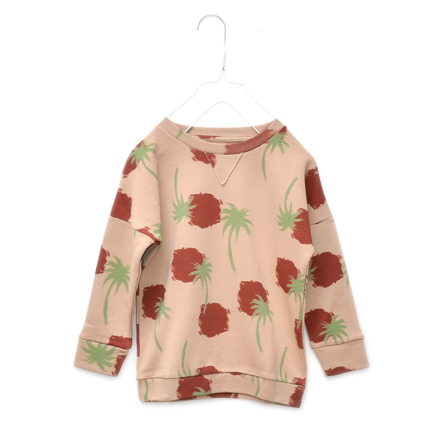 unisex kids sweater | organic | certified | Little Man Happy