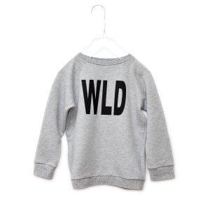 organic kids sweater | unisex | certified | Little Man Happy