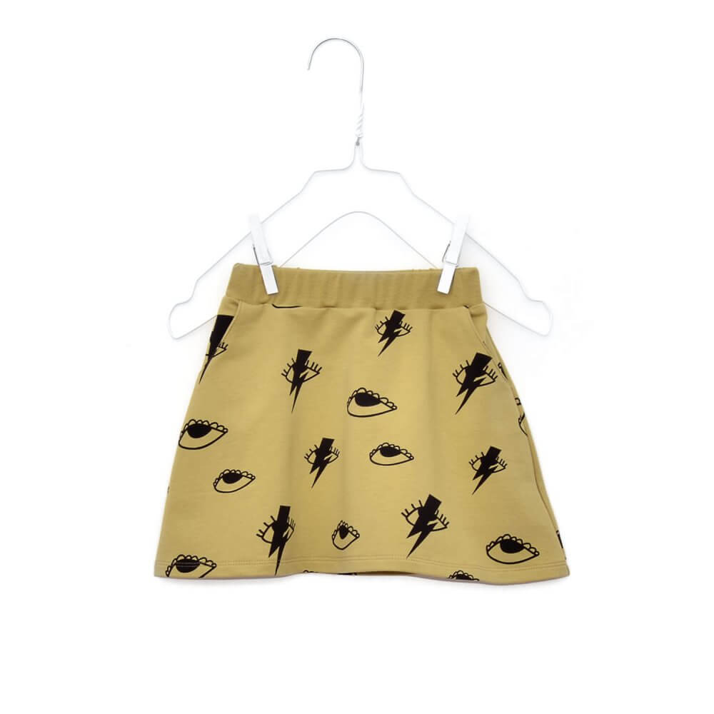 organic girls skirt | designerwear | certified | Little Man Happy