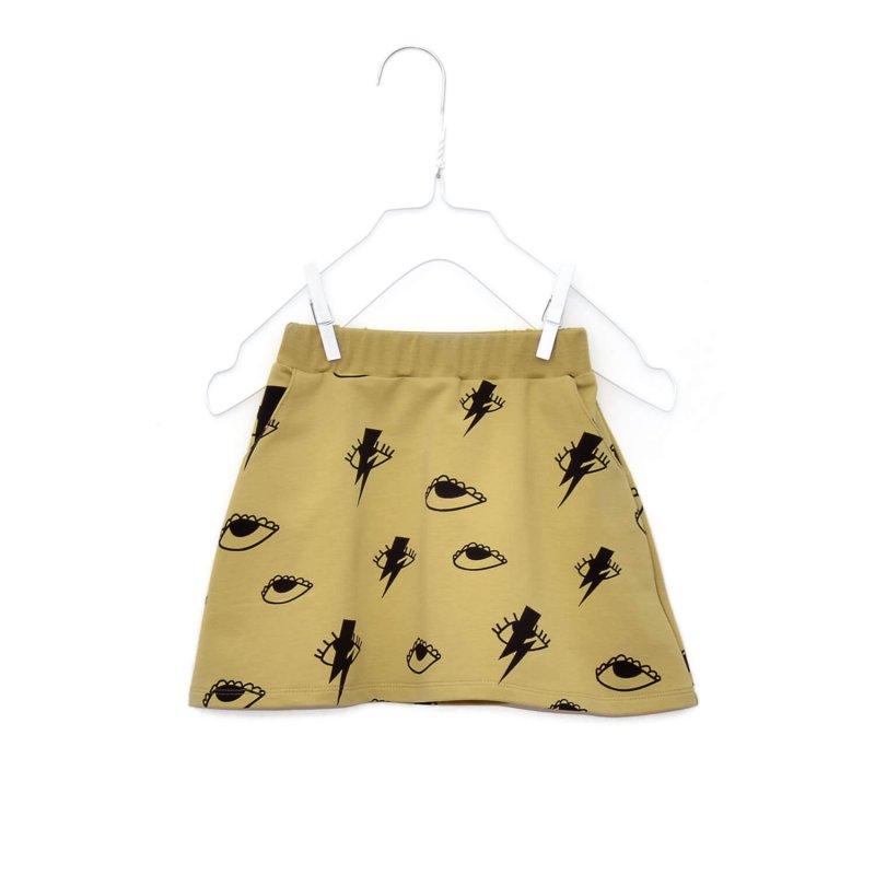 organic girls skirt   designerwear   certified   Little Man Happy