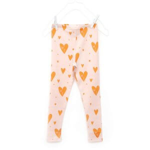 designer girls leggings | organic | certified | Little Man Happy