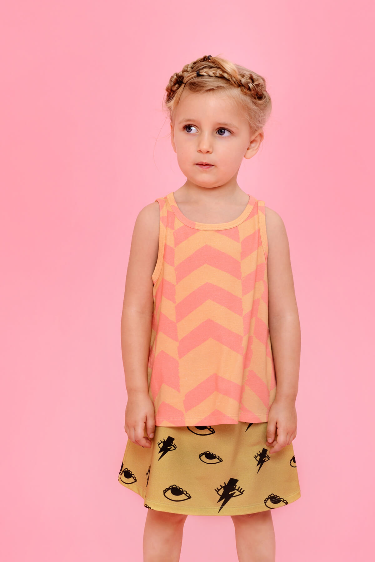 organic girls fashion | designerwear | certified | Little Man Happy