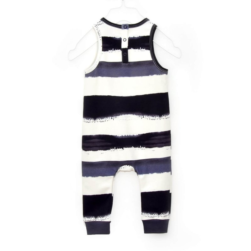 unisex baby jumpsuit | organic | certified | Little Man Happy