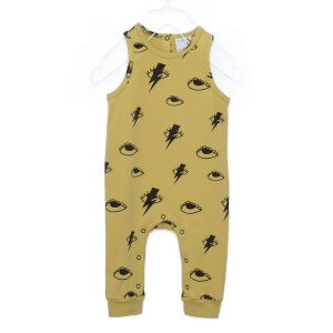 organic baby jumpsuit | organic | certified | Little Man Happy