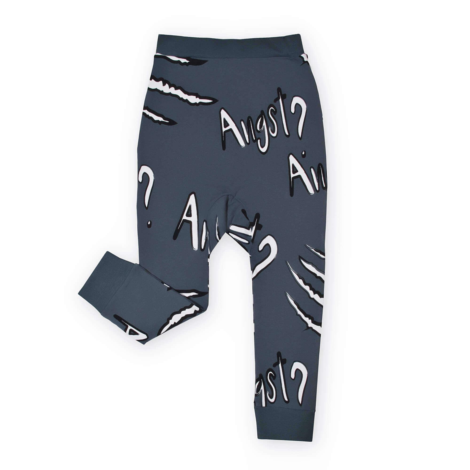 blue children pants | unisex | certified | Little Man Happy