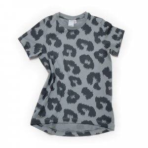 organic longline shirt | unisex | certified | Little Man Happy