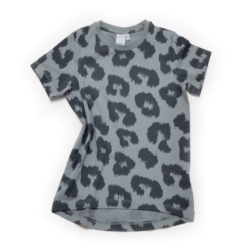 organic longline shirt | unisex | certified | Little Man Happy