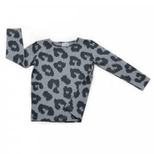 organic children longsleeve | unisex | certified | Little Man Happy