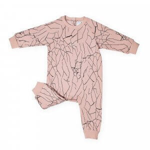 organic baby jumpsuit | unisex | certified | Little Man Happy