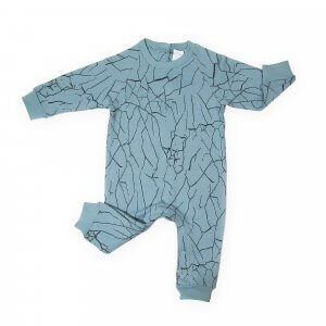organic kids jumpsuit | unisex | certified | Little Man Happy