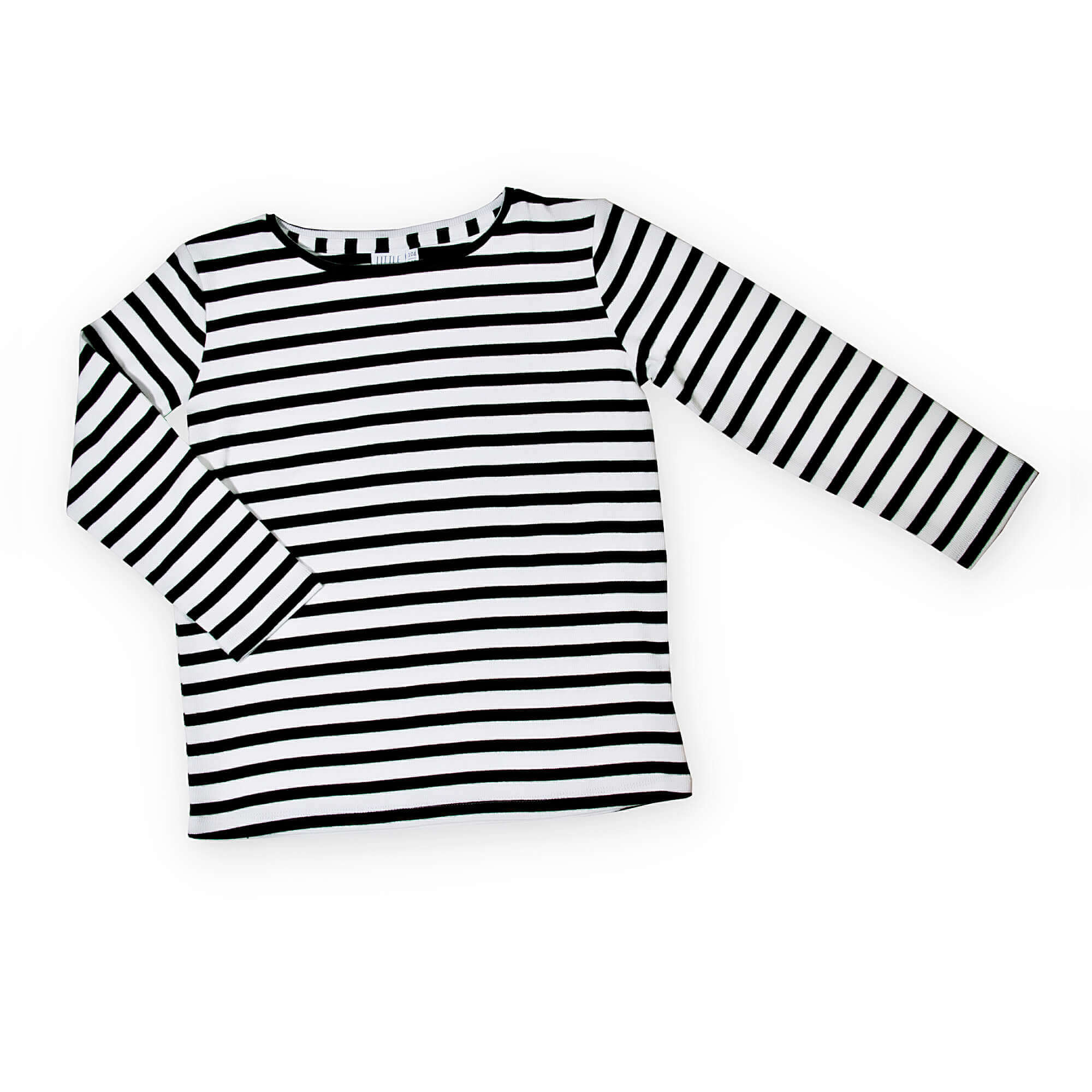 unisex longsleeve | organic | certified | Little Man Happy