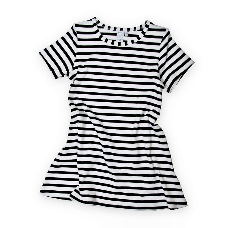 girls design dress | organic | certified | Little Man Happy