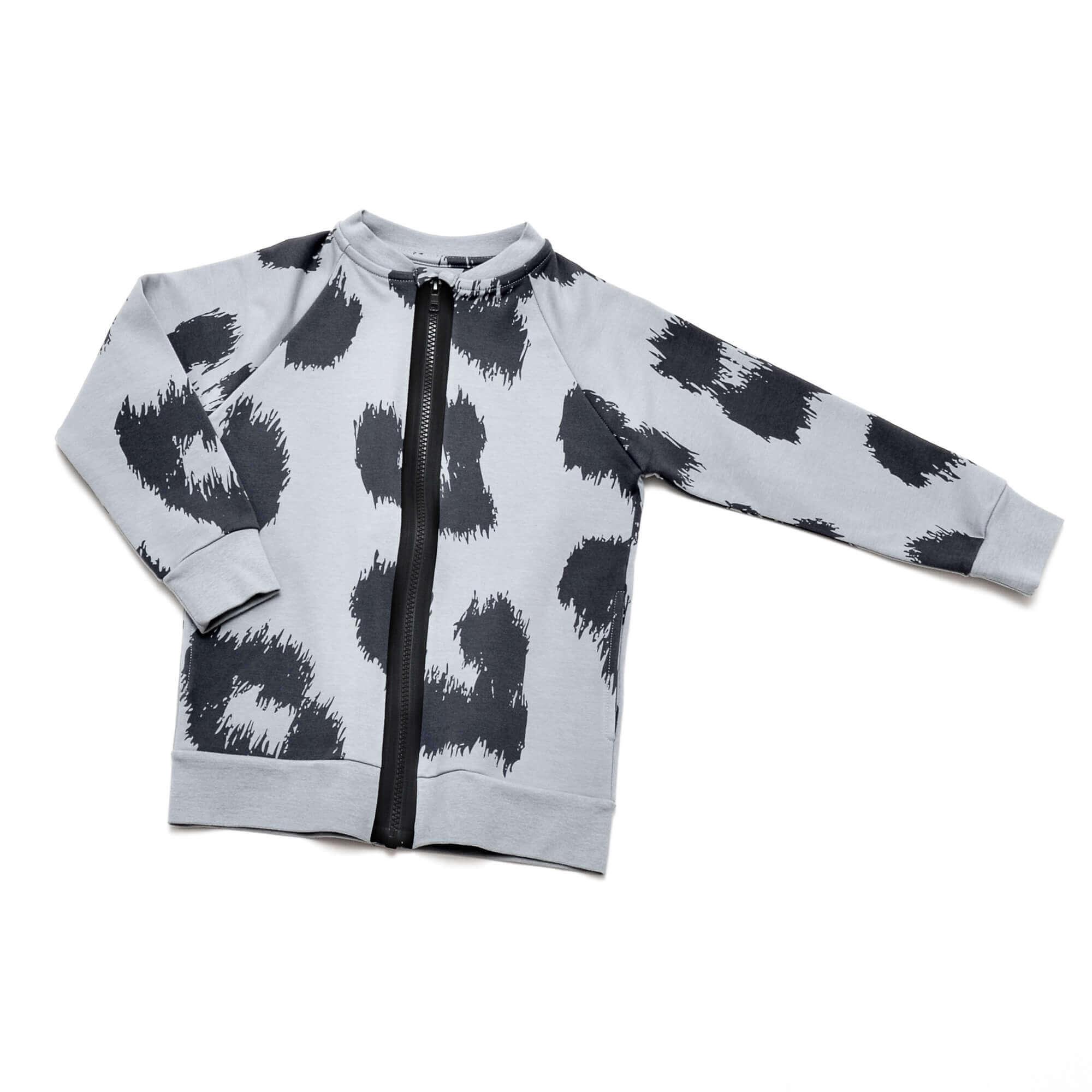 organic kids jacket | unisex | certified | Little Man Happy