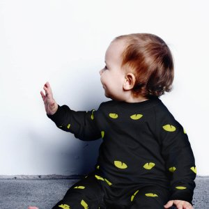 unisex kids jumper | organic | certified | Little Man Happy