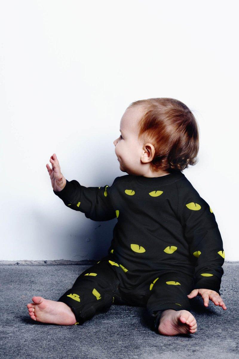 unisex kids jumper | organic | certified | Little Man Happy