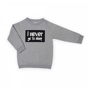 unisex statement sweater | organic | certified | Little Man Happy