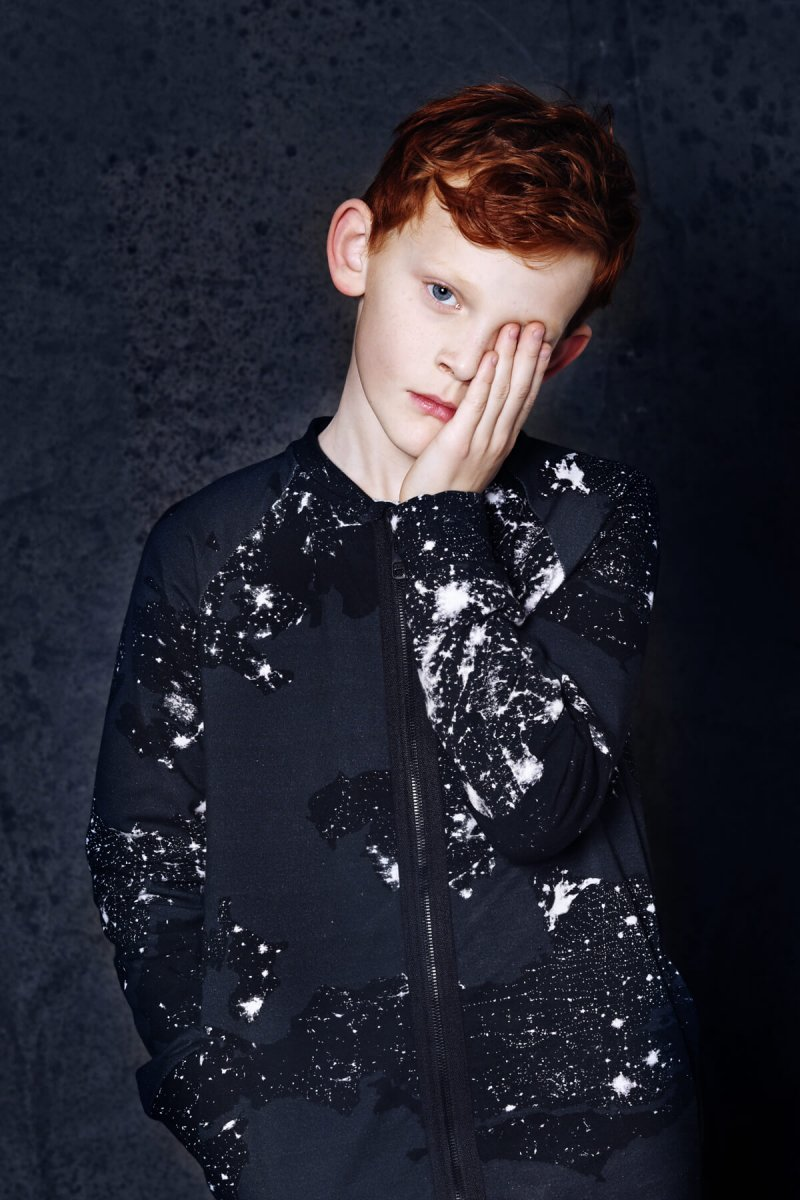 cool children sweater | organic | certified | Little Man Happy
