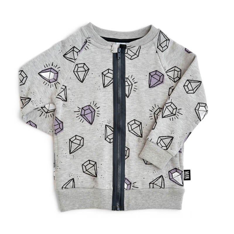 organic kids jacket