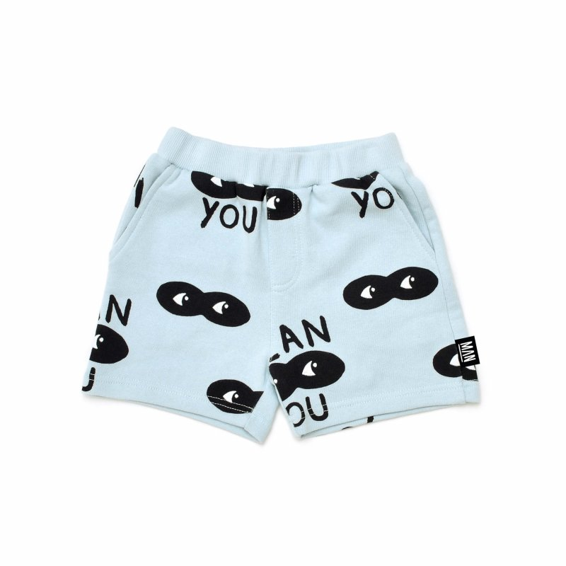 unisex bermuda shorts
