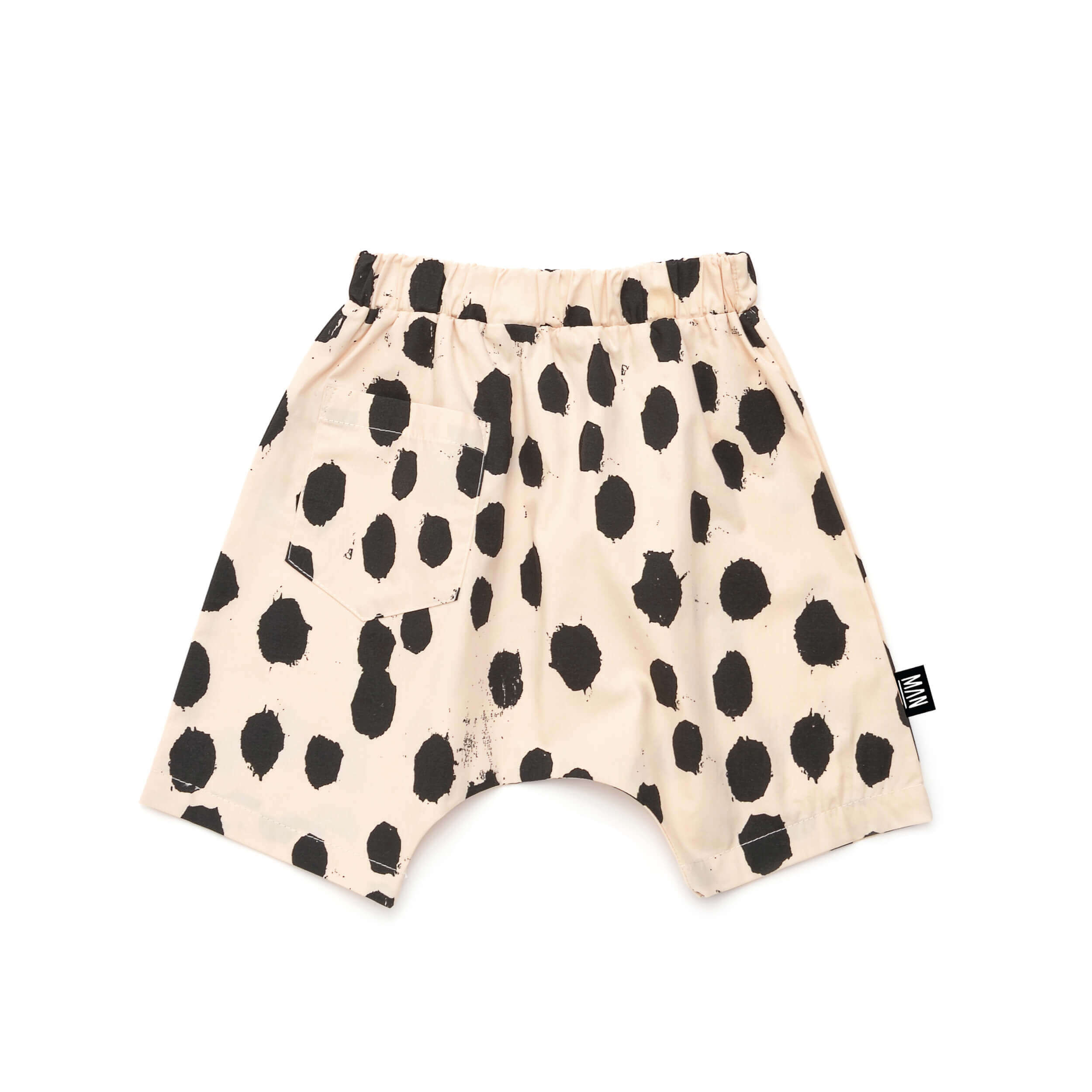 organic kids shorts
