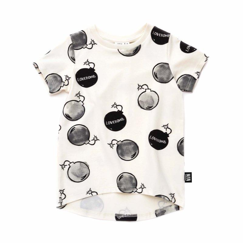 organic kids shirt