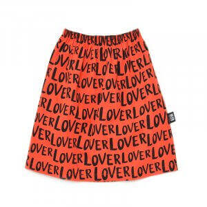 organic girls skirt