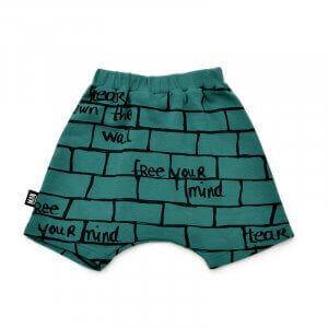 unisex kids shorts