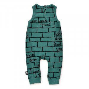 organic toddler jumpsuit